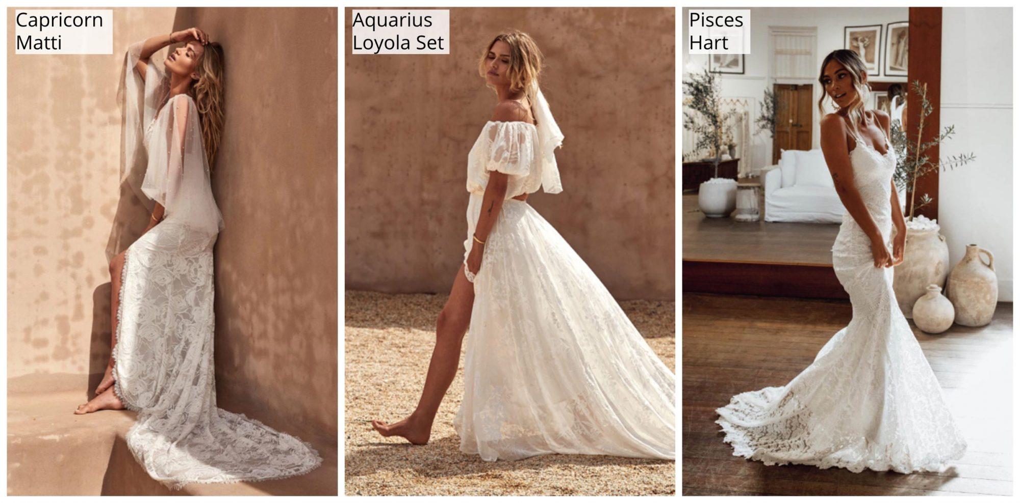Dress for your zodiac: Capricorn Aquarius Pisces