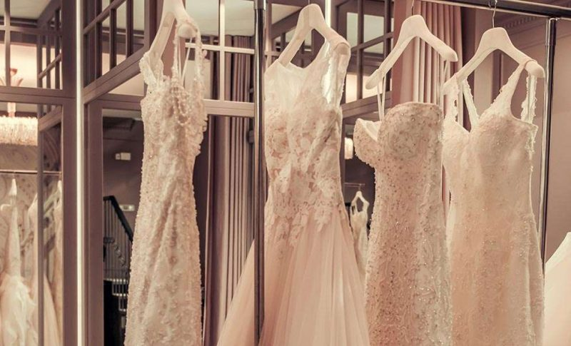 Local Bridal Gown Shops