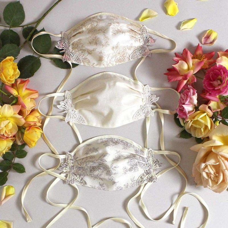 Claire Pettibone Love Mask Collection
